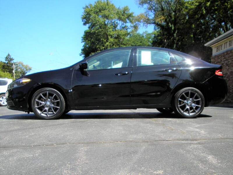2016 Dodge Dart for sale at Auto Brite Auto Sales in Perry OH