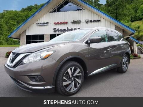2017 Nissan Murano for sale at Stephens Auto Center of Beckley in Beckley WV