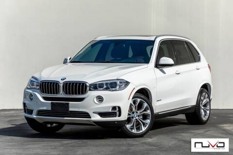 2016 BMW X5 for sale at Nuvo Trade in Newport Beach CA