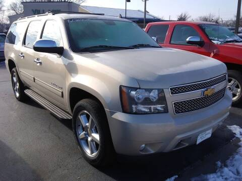 2012 Chevrolet Suburban for sale at Village Auto Outlet in Milan IL