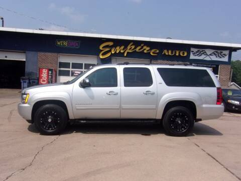 2012 Chevrolet Suburban for sale at Empire Auto Sales in Sioux Falls SD
