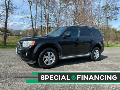 2011 Ford Escape for sale at QUALITY AUTOS in Newfoundland NJ