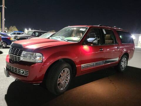 2007 Lincoln Navigator L for sale at A.I. Monroe Auto Sales in Bountiful UT