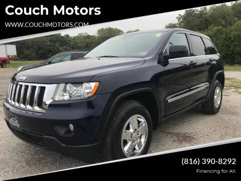 2012 Jeep Grand Cherokee for sale at Couch Motors in Saint Joseph MO