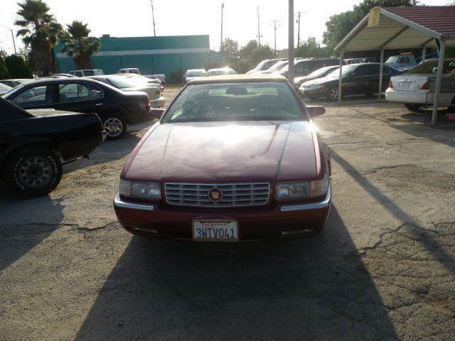 1997 Cadillac Eldorado for sale at AJ'S Auto Sale Inc in San Bernardino CA