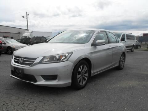 2015 Honda Accord for sale at Merrimack Motors in Lawrence MA