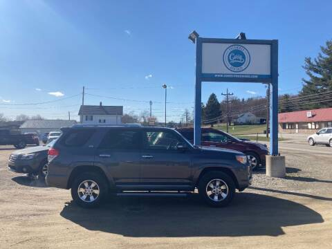 2012 Toyota 4Runner for sale at Corry Pre Owned Auto Sales in Corry PA