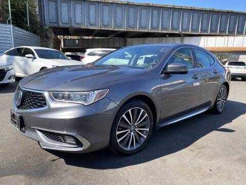 2018 Acura TLX for sale at CERTIFIED LUXURY MOTORS OF QUEENS in Elmhurst NY