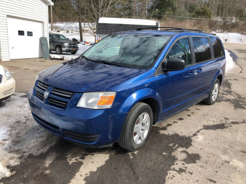2010 Dodge Grand Caravan for sale at CENTRAL AUTO SALES LLC in Norwich NY