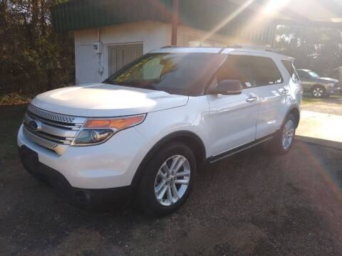 2013 Ford Explorer for sale at Doug Kramer Auto Sales in Longview TX