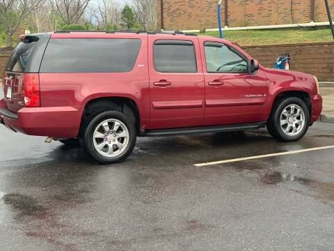 2007 GMC Yukon XL for sale at XCELERATION AUTO SALES in Chester VA
