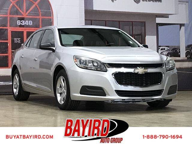 2014 Chevrolet Malibu for sale at Bayird Truck Center in Paragould AR