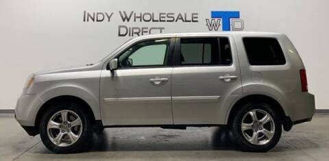 2013 Honda Pilot for sale at Indy Wholesale Direct in Carmel IN