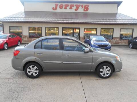 2011 Kia Rio for sale at Jerry's Auto Mart in Uhrichsville OH