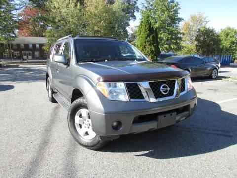 2007 Nissan Pathfinder for sale at K & S Motors Corp in Linden NJ