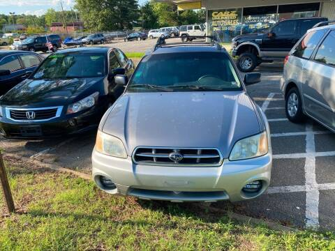 2005 Subaru Baja for sale at Carz Unlimited in Richmond VA