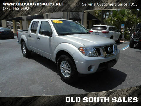 2016 Nissan Frontier for sale at OLD SOUTH SALES in Vero Beach FL