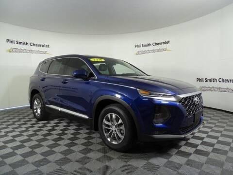 2020 Hyundai Santa Fe for sale at PHIL SMITH AUTOMOTIVE GROUP - Phil Smith Chevrolet in Lauderhill FL