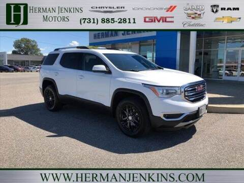 2018 GMC Acadia for sale at CAR MART in Union City TN