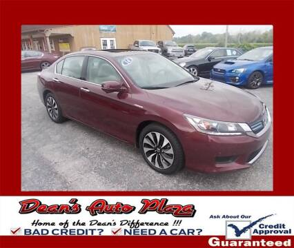 2014 Honda Accord Hybrid for sale at Dean's Auto Plaza in Hanover PA