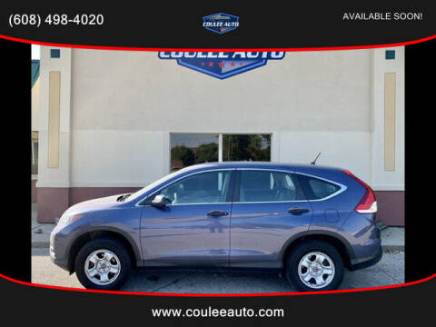2014 Honda CR-V for sale at Coulee Auto in La Crosse WI