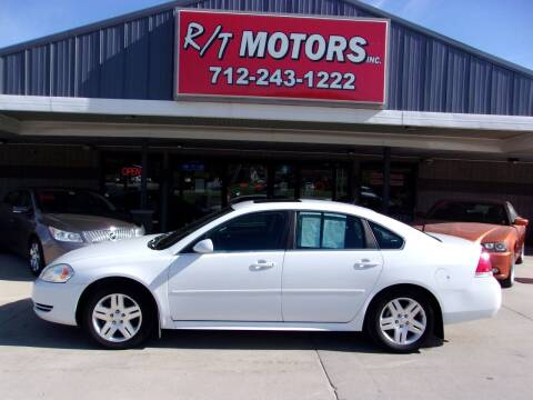 2014 Chevrolet Impala Limited for sale at RT Motors Inc in Atlantic IA