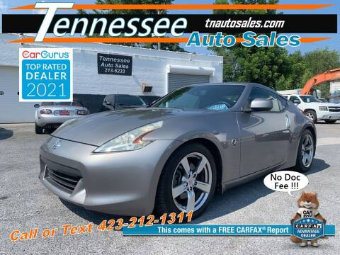 2009 Nissan 370Z for sale at Tennessee Auto Sales in Elizabethton TN