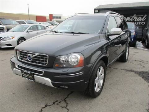 2013 Volvo XC90 for sale at Central Auto in South Salt Lake UT
