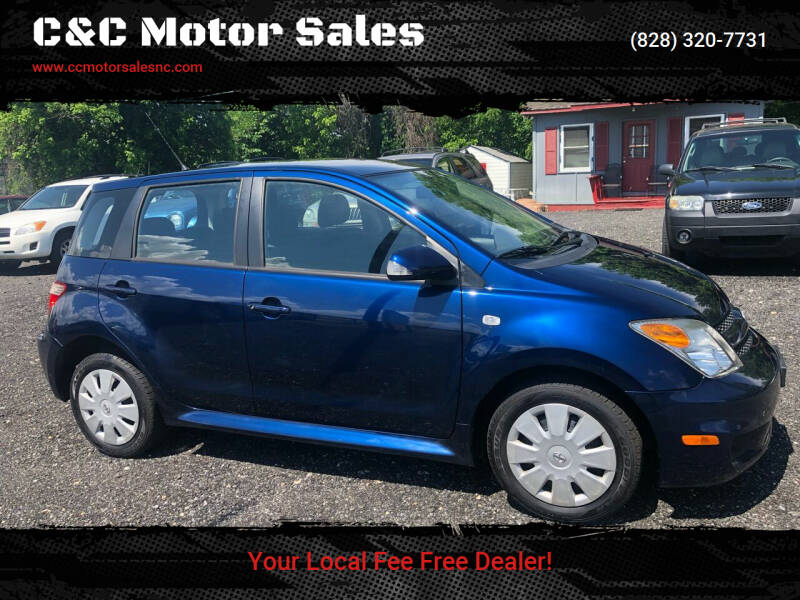 2006 Scion xA for sale at C&C Motor Sales LLC in Hudson NC