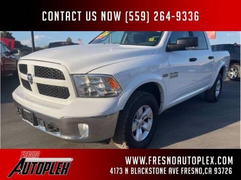 2014 RAM Ram Pickup 1500 for sale at Carros Usados Fresno in Clovis CA