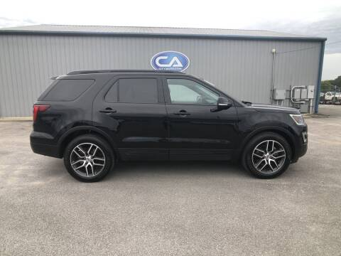 2017 Ford Explorer for sale at Spuds City Auto in Murfreesboro TN