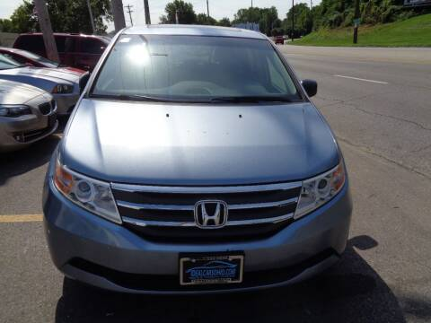 2013 Honda Odyssey for sale at Ideal Cars in Hamilton OH