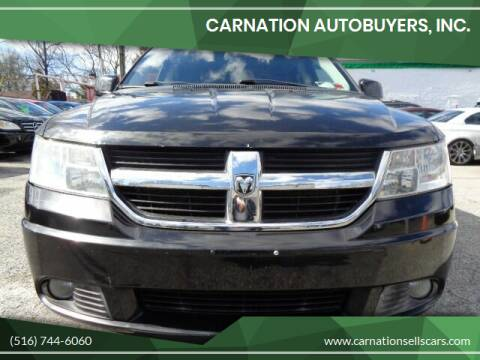 2009 Dodge Journey for sale at CarNation AUTOBUYERS, Inc. in Rockville Centre NY