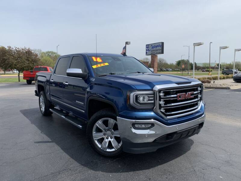 2016 GMC Sierra 1500 for sale at Integrity Auto Center in Paola KS