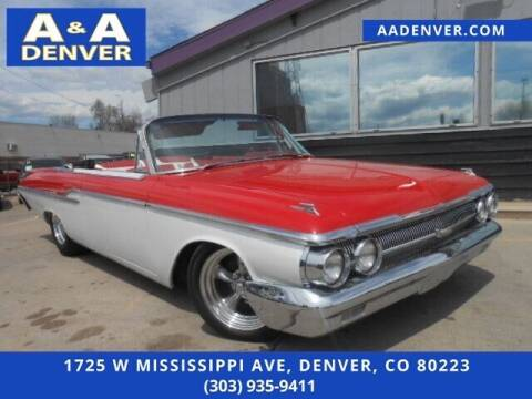 1962 Mercury Monterey for sale at A & A AUTO LLC in Denver CO