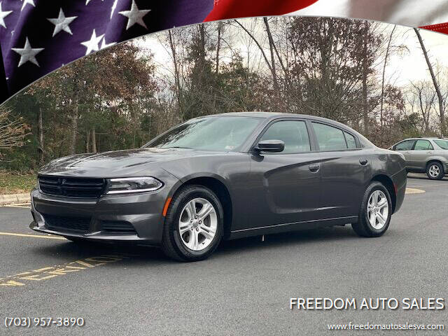 2019 Dodge Charger for sale at Freedom Auto Sales in Chantilly VA