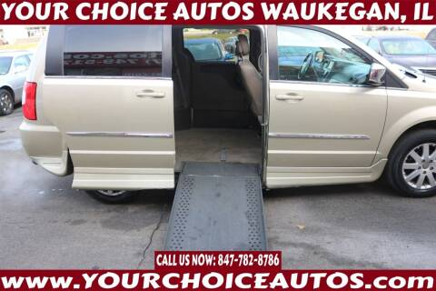 2011 Chrysler Town and Country for sale at Your Choice Autos - Waukegan in Waukegan IL