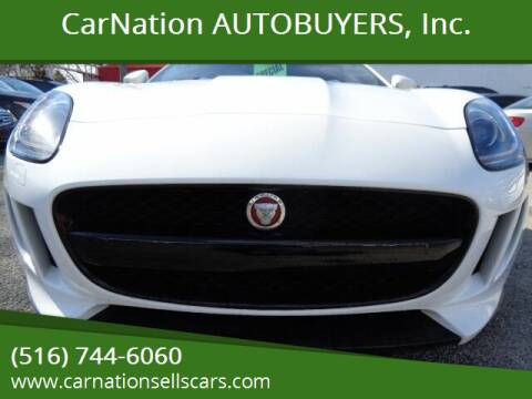 2015 Jaguar F-TYPE for sale at CarNation AUTOBUYERS, Inc. in Rockville Centre NY