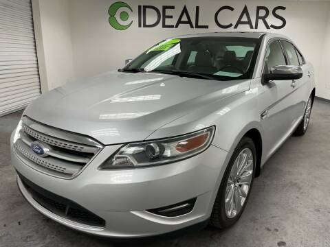2011 Ford Taurus for sale at Ideal Cars East Mesa in Mesa AZ