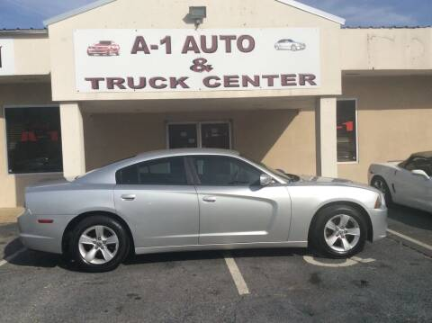 2012 Dodge Charger for sale at A-1 AUTO AND TRUCK CENTER in Memphis TN