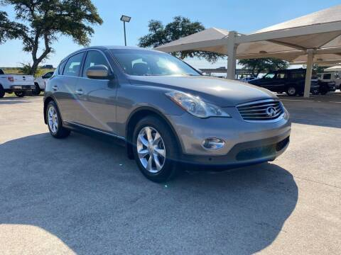 2008 Infiniti EX35 for sale at Thornhill Motor Company in Hudson Oaks, TX
