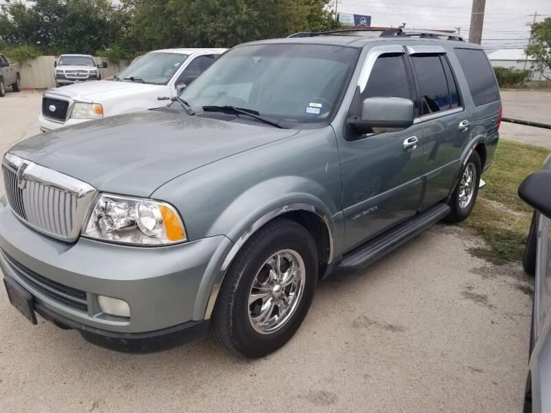 2006 Lincoln Navigator for sale at Key City Motors in Abilene TX