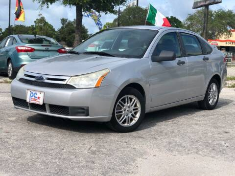2009 Ford Focus for sale at Pro Cars Of Sarasota Inc in Sarasota FL