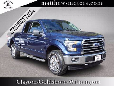 2017 Ford F-150 for sale at Auto Finance of Raleigh in Raleigh NC