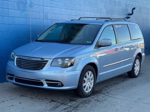2013 Chrysler Town and Country for sale at Omega Motors in Waterford MI