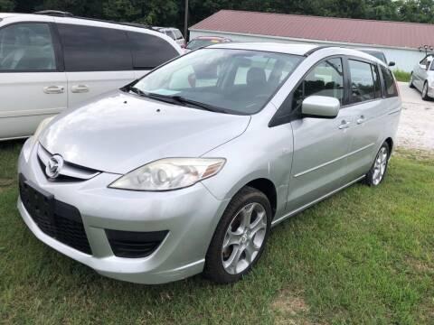 2009 Mazda MAZDA5 for sale at R.E.D. Auto Sales LLC in Joplin MO