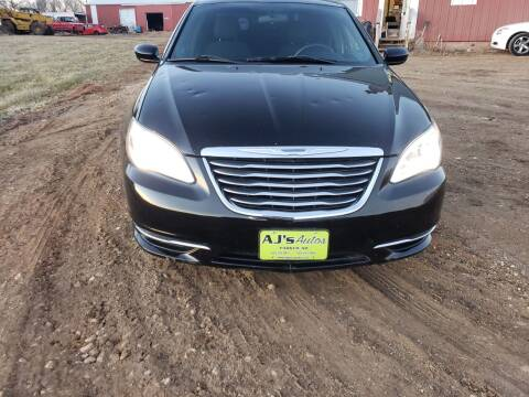 2013 Chrysler 200 for sale at AJ's Autos in Parker SD