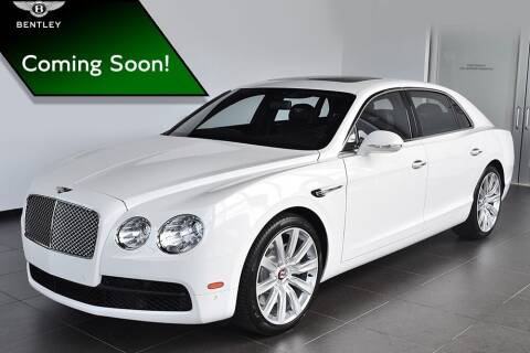 2018 Bentley Flying Spur for sale at Bespoke Motor Group in Jericho NY