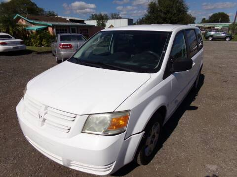 2009 Dodge Grand Caravan for sale at M & M AUTO BROKERS INC in Okeechobee FL