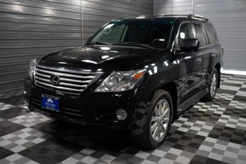 2011 Lexus LX 570 for sale at TRUST AUTO in Sykesville MD